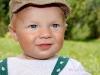 usmívající se dítě
