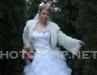 nevěsta mezi keři